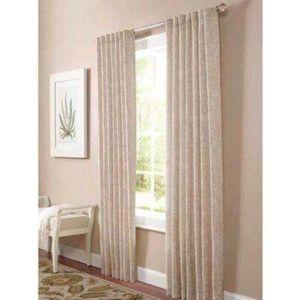 2 pack Martha Stewart living curtains